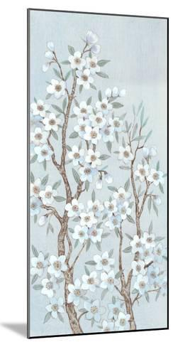 Branches of Blossoms II-Tim O'toole-Mounted Art Print