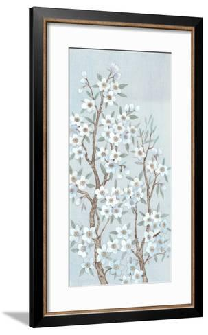Branches of Blossoms II-Tim O'toole-Framed Art Print