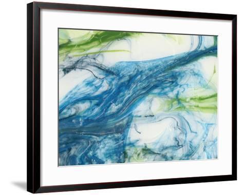 Tidal Sweep III-Sharon Chandler-Framed Art Print