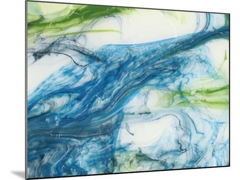 Tidal Sweep III-Sharon Chandler-Mounted Art Print