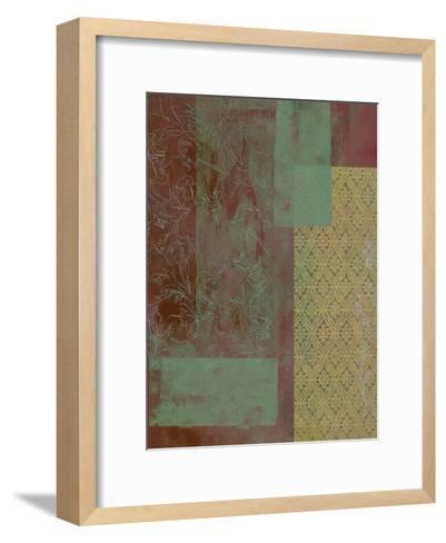Brocade Tapestry II-Naomi McCavitt-Framed Art Print