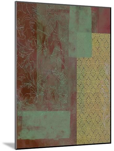 Brocade Tapestry II-Naomi McCavitt-Mounted Art Print