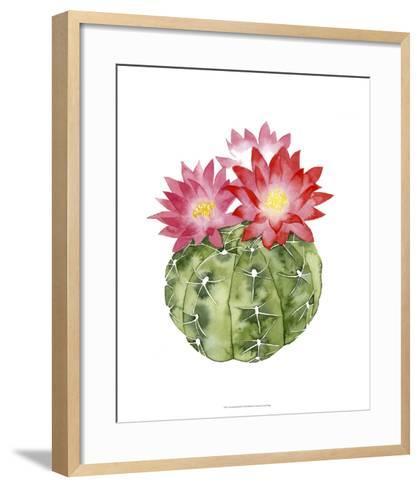 Cactus Bloom III-Grace Popp-Framed Art Print