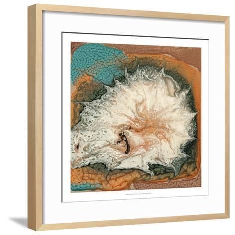 Caldera I-Alicia Ludwig-Framed Art Print