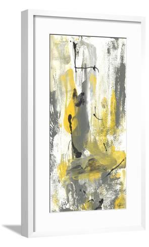 Grey Movement I-Joyce Combs-Framed Art Print