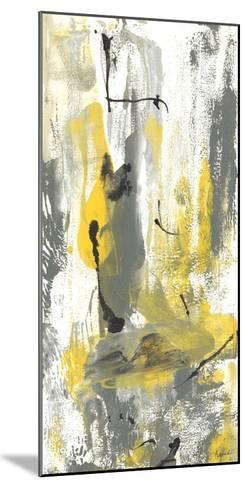 Grey Movement I-Joyce Combs-Mounted Art Print