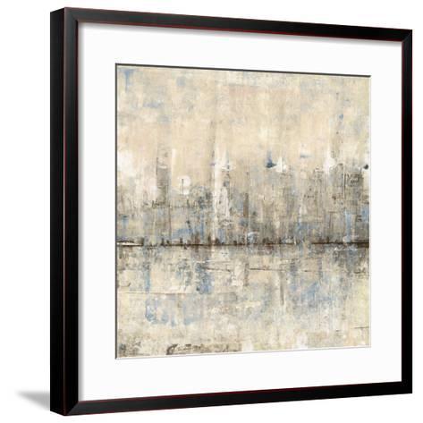 Impressionist Skyline I-Tim O'toole-Framed Art Print