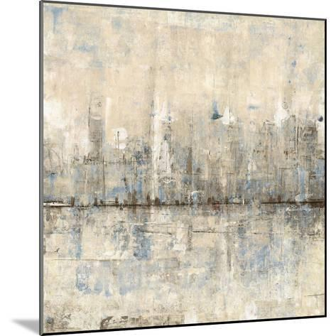 Impressionist Skyline I-Tim O'toole-Mounted Art Print