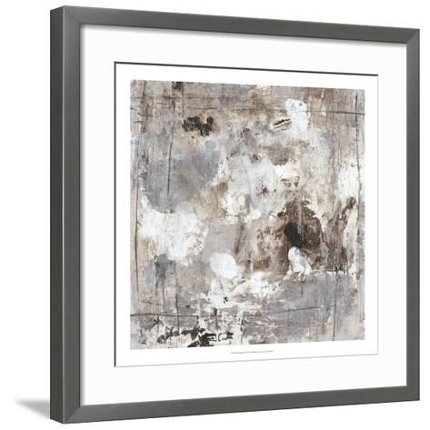 Neutral Jostle I-Tim O'toole-Framed Art Print