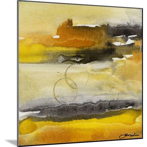Paradise Island II-Joyce Combs-Mounted Art Print