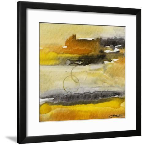 Paradise Island II-Joyce Combs-Framed Art Print