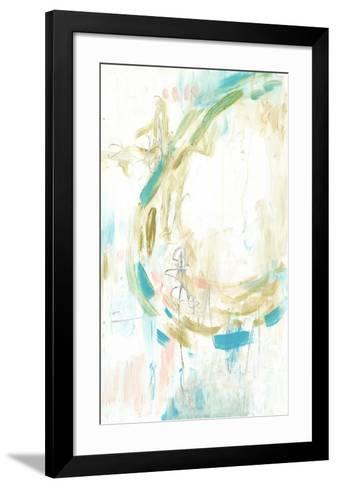 Pastel Movement I-Jennifer Goldberger-Framed Art Print