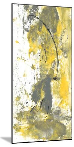 Grey Movement III-Joyce Combs-Mounted Art Print