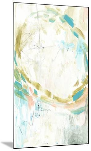 Pastel Movement II-Jennifer Goldberger-Mounted Art Print