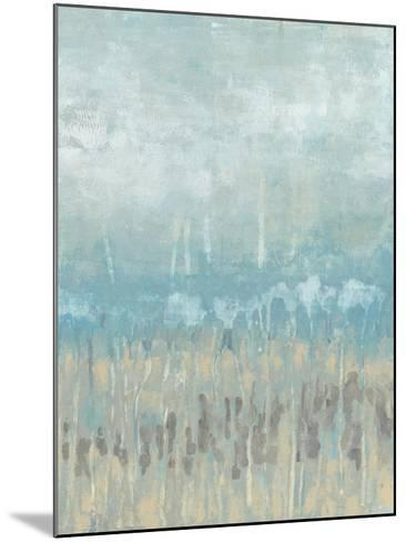 Coastline Abstraction II-Jennifer Goldberger-Mounted Art Print
