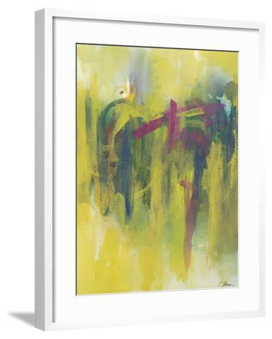 Happy Days II-Joyce Combs-Framed Art Print
