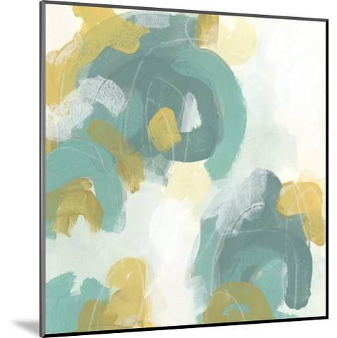 Pivot I-June Erica Vess-Mounted Art Print