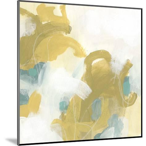 Pivot III-June Erica Vess-Mounted Art Print