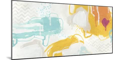 Playful Color II-June Erica Vess-Mounted Art Print