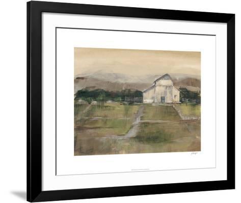 Rural Sunset I-Ethan Harper-Framed Art Print