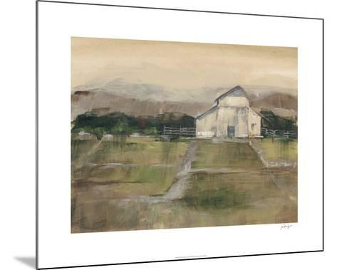 Rural Sunset I-Ethan Harper-Mounted Limited Edition