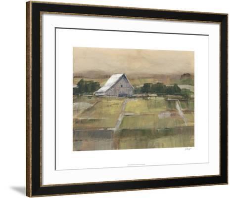 Rural Sunset II-Ethan Harper-Framed Art Print