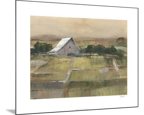 Rural Sunset II-Ethan Harper-Mounted Limited Edition
