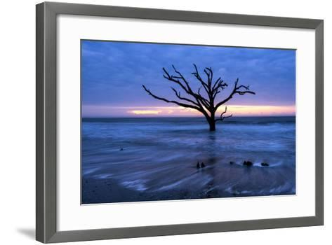 All that Remains-Danny Head-Framed Art Print
