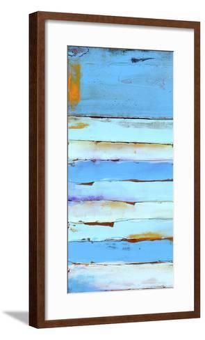 Blue Jam I-Erin Ashley-Framed Art Print
