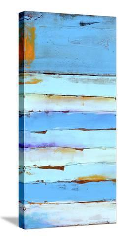 Blue Jam I-Erin Ashley-Stretched Canvas Print