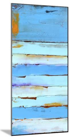 Blue Jam I-Erin Ashley-Mounted Art Print