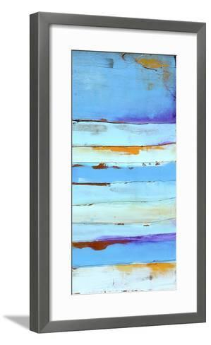 Blue Jam II-Erin Ashley-Framed Art Print