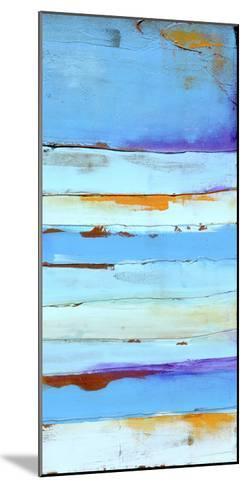 Blue Jam II-Erin Ashley-Mounted Art Print