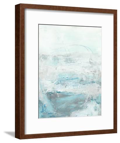 Glass Sea I-June Erica Vess-Framed Art Print