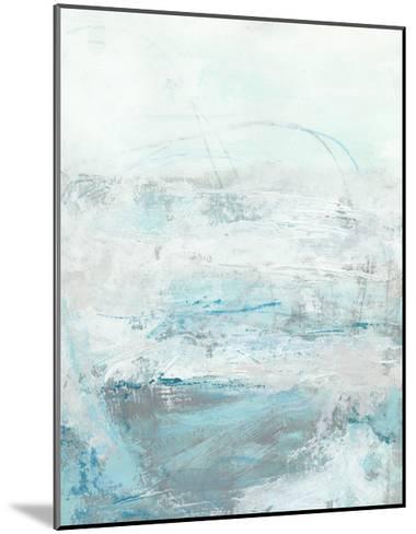 Glass Sea I-June Erica Vess-Mounted Art Print