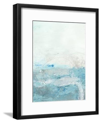 Glass Sea II-June Erica Vess-Framed Art Print