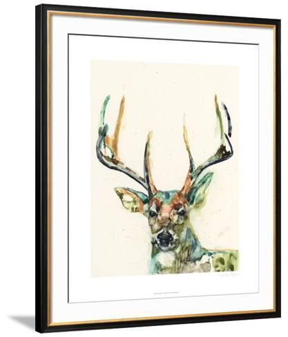Hi Fi Wildlife II-Jennifer Goldberger-Framed Art Print