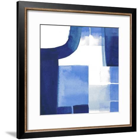 Inlet Falls IV-Grace Popp-Framed Art Print