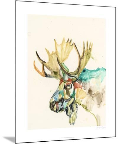 Hi Fi Wildlife IV-Jennifer Goldberger-Mounted Limited Edition