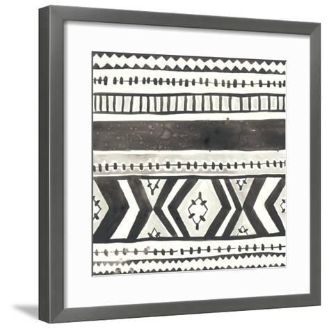 Tribal Echo II-June Erica Vess-Framed Art Print