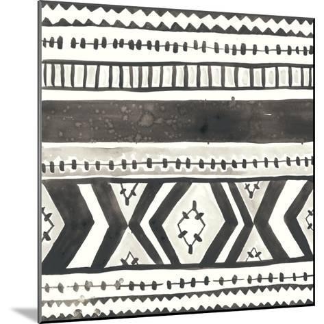 Tribal Echo II-June Erica Vess-Mounted Giclee Print