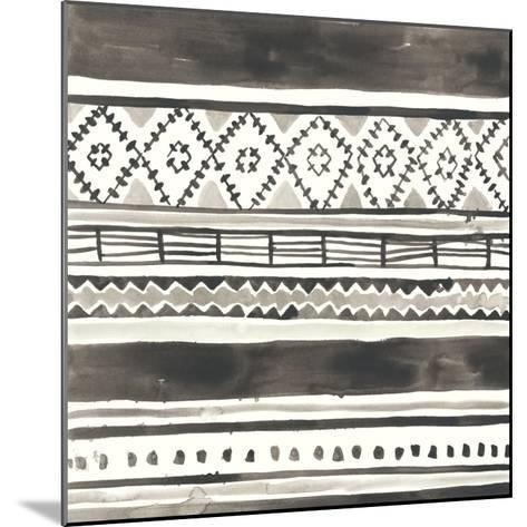 Tribal Echo IV-June Erica Vess-Mounted Giclee Print
