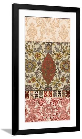 Bohemian Tapestry I-Vision Studio-Framed Art Print