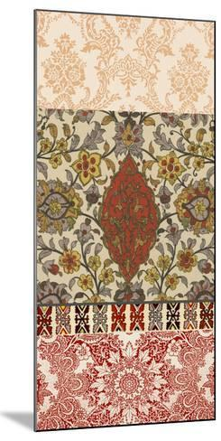 Bohemian Tapestry I-Vision Studio-Mounted Giclee Print