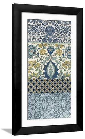Bohemian Tapestry III-Vision Studio-Framed Art Print