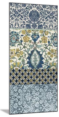Bohemian Tapestry III-Vision Studio-Mounted Giclee Print