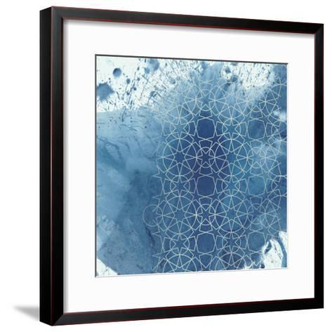 Crystalline I-Chariklia Zarris-Framed Art Print