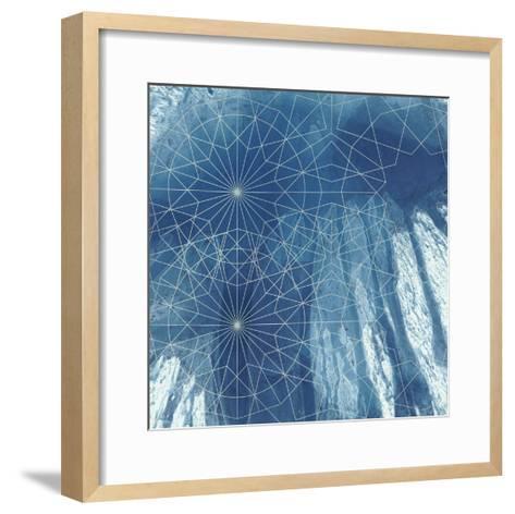 Crystalline III-Chariklia Zarris-Framed Art Print