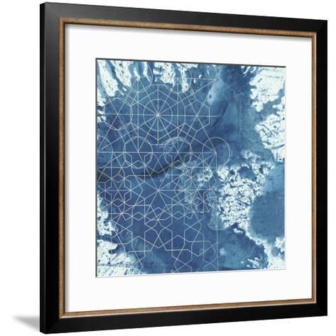 Crystalline IV-Chariklia Zarris-Framed Art Print