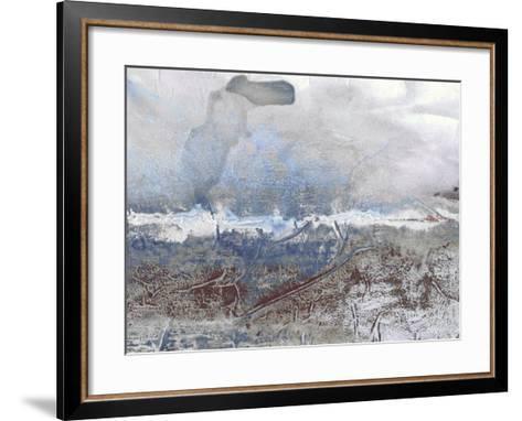 Horizon Spray III-Renee W^ Stramel-Framed Art Print